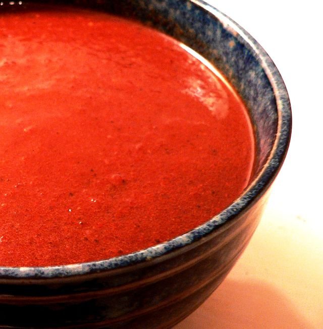 Salsa Roja Recipe — Dishmaps