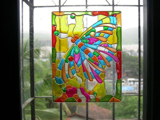 Como pintar sobre vidrio taringa - Como pintar sobre azulejos ...