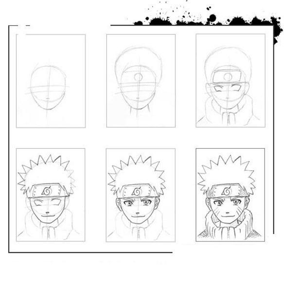 Dibujar a Naruto Shippuden - Taringa!