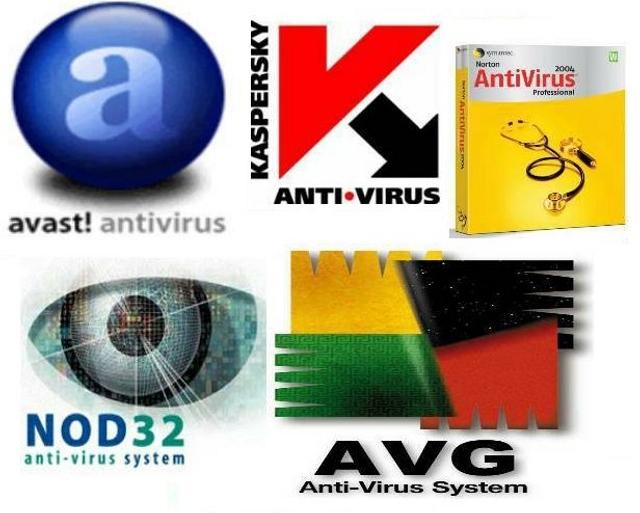 Todos los mejores antivirus