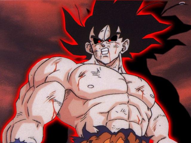 Como Dibujar a Goku Paso a Paso