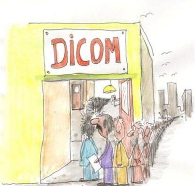 Como saber si estoy en Dicom