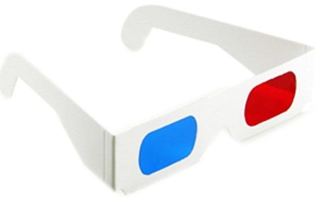 como hacer gafas 3D la nueva dimension
